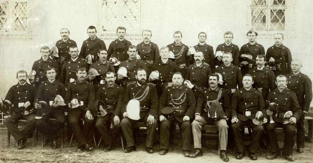Gruppenbild 1901