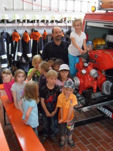 Kids Club im FF Haus