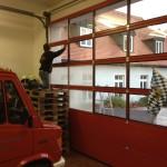 Ausbesserung Fenster-Tor