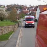 Ortsdurchfahrt Kotzenbach