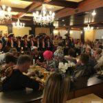 Feiern im Hotel Igel - das kann die FF Wurz